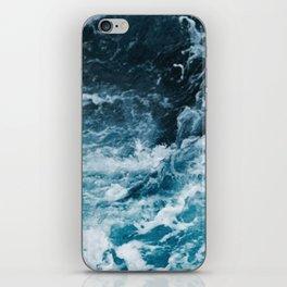 Tumultuous Seas iPhone Skin