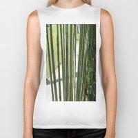 bamboo Biker Tanks featuring BAMBOO by Manuel Estrela 113 Art Miami