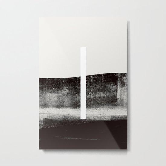 self control Metal Print
