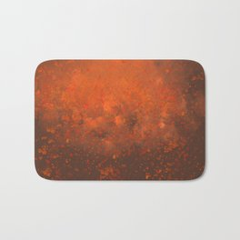 Spit Fire Bath Mat