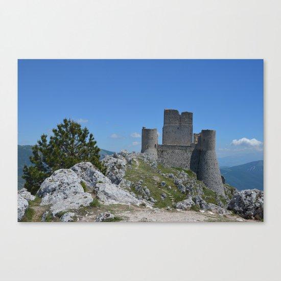 Abruzzo Canvas Print