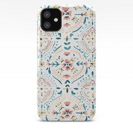 Moroccan Tiles iPhone Case
