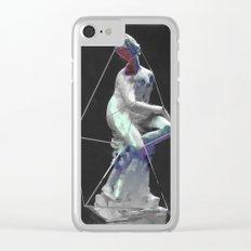 Adagio 21 Clear iPhone Case