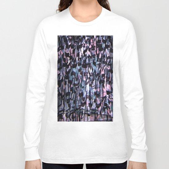 GLYPHS OF XANADU4 Long Sleeve T-shirt
