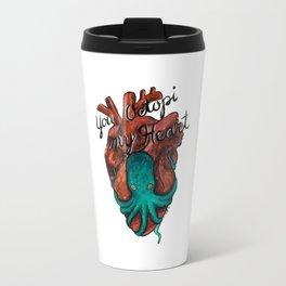 You Octopi my Heart Travel Mug