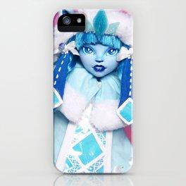 Glacia iPhone Case