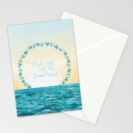 High Lord of the Summer Court Stationery Cards