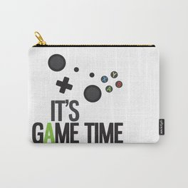It's Game Time Carry-All Pouch