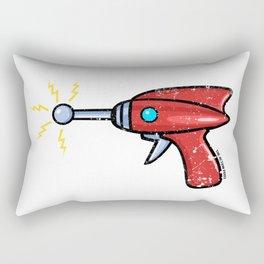 Ray Gun Rectangular Pillow