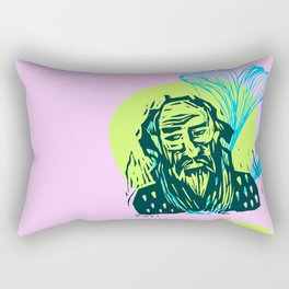 Mr. Dostoevsky Rectangular Pillow