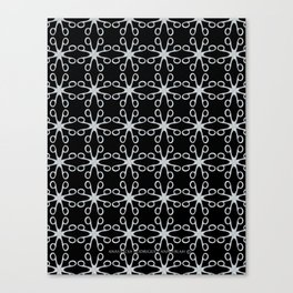 INFINITY SHEARS Canvas Print