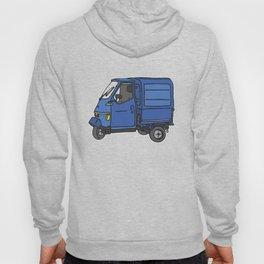 Tricycle Van Threewheeler Transporter Hoody