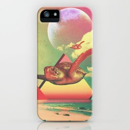 From the Sea to the Sky  iPhone Case
