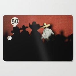 Cowboys Cutting Board