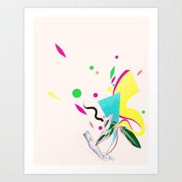 Body 16 Art Print