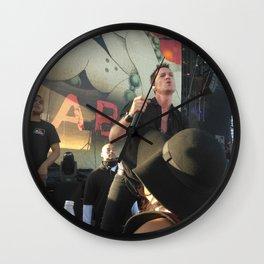 Stone Temple Pilots Jeff Gutt Kaaboo 2018 Wall Clock