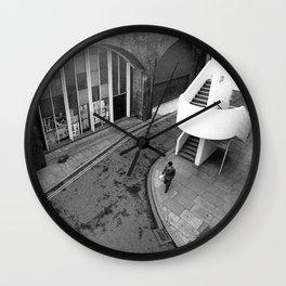 URBAN LONDON PHOTOGRAPH (SOUTHBANK) Wall Clock