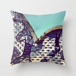 Igreja da Pampulha Throw Pillow