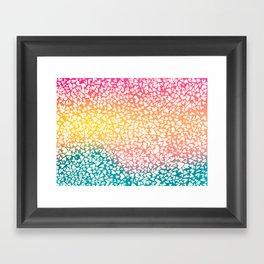 First Love Framed Art Print