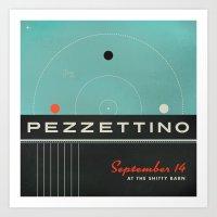 Pezzettino Art Print