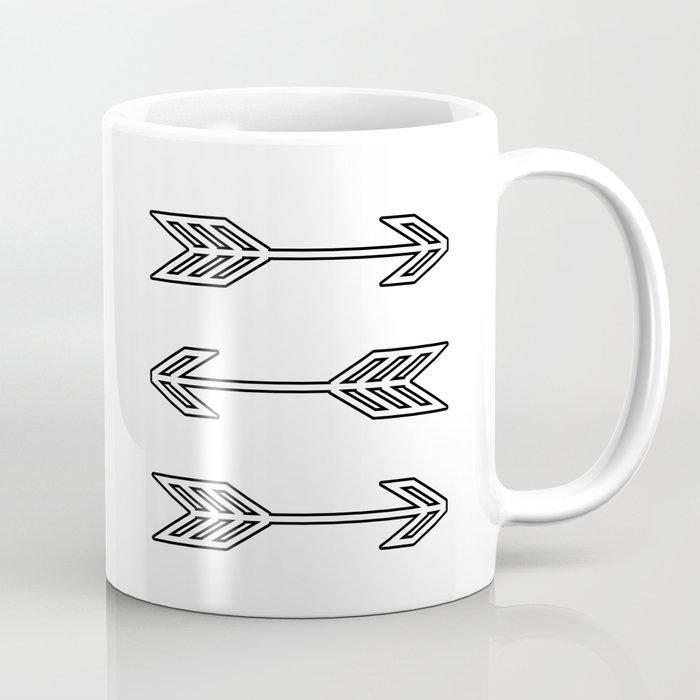 Triple Arrows Coffee Mug