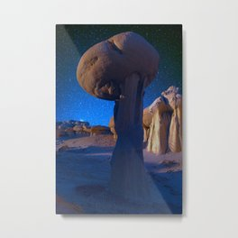Just A Rock In The Valley Of Dreams Metal Print