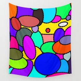 Smarties Galore Wall Tapestry