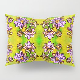 Flowers for You Pillow Sham