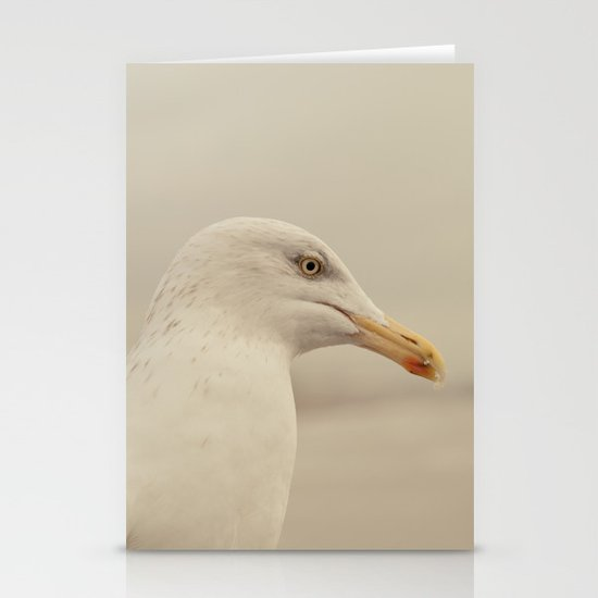 Portrait of a Bird Stationery Cards