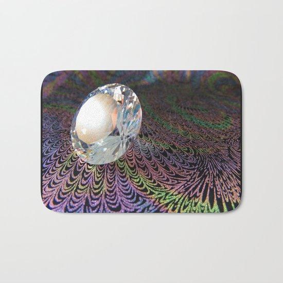 Abstract Precious 4 Bath Mat