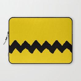 Charlie Brown Stripes Laptop Sleeve
