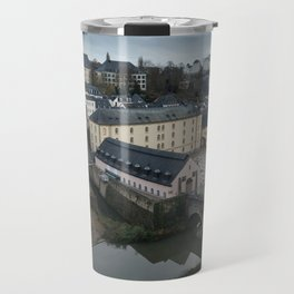 Autumn in Luxembourg Travel Mug