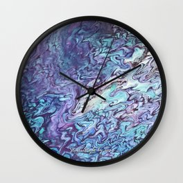 Pucon Wall Clock