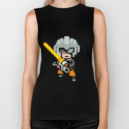 The Masked Man - Mother 3 Biker Tank