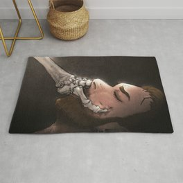 Deadly Passion Rug