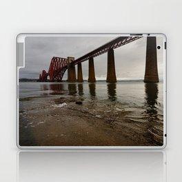 Forth Rail Bridge Laptop & iPad Skin