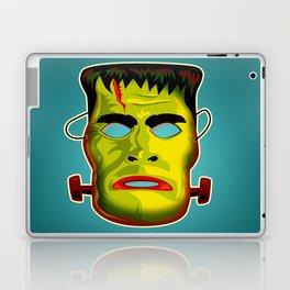 Frankenstein Monster Mask Laptop & iPad Skin