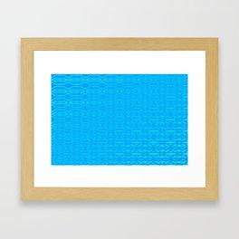 0108 Patternwall  2 Framed Art Print