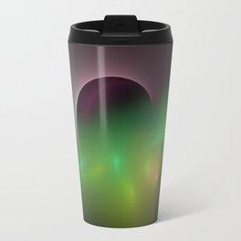 Fractal fog Travel Mug