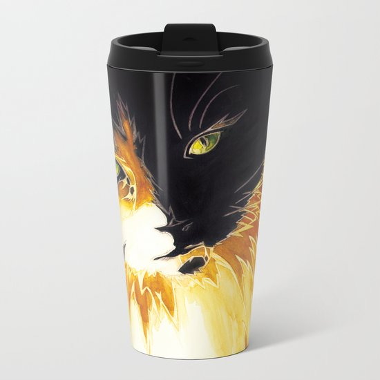 Shadow Metal Travel Mug