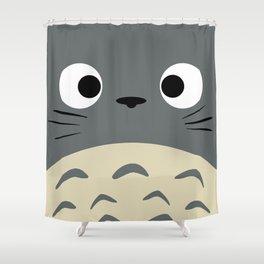Curiously Troll ~ My Neighbor Troll Shower Curtain