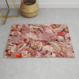 Head Cheese! Rug
