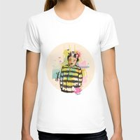 chaplin T-shirts featuring Chaplin by Dnl Villanueva