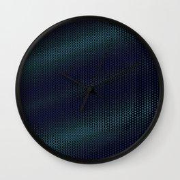 Not Entirely Unlike Uranus Wall Clock