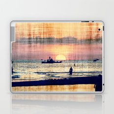 and The world was quiet .... Laptop & iPad Skin