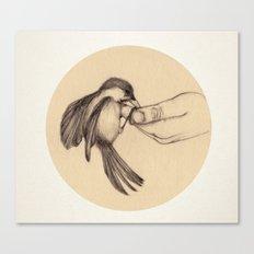 Organic VII Canvas Print