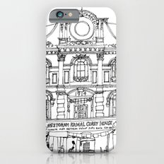 Southeast Asia Sketches: Backpacker Hostel; Kuala Lumpur Slim Case iPhone 6s