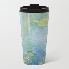 Water Lilies 1906 by Claude Monet Travel Mug