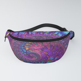 Spring Reflection Fanny Pack