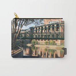 Red Brick Reflections Carry-All Pouch